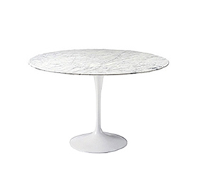 Round Tulip Table 120 cm -  Eero Saarinen - 1956