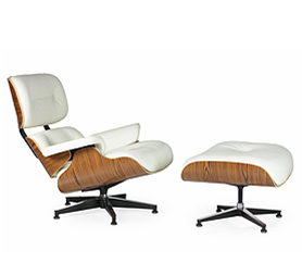 Latest replica lounge chair en voetbank xl charles eames for Eames stuhl imitat