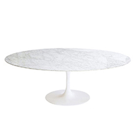 Oval Tulip Table - Eero Saarinen