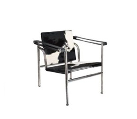 LC1 Basculant Chair Pony - Le Corbusier