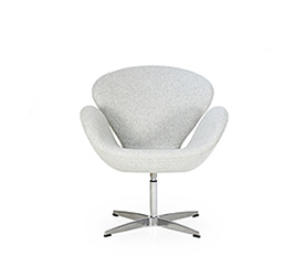 Swan chair - Arne Jacobsen