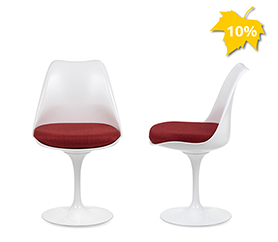 2x Tulip Chair Eero Saarinen - 1956