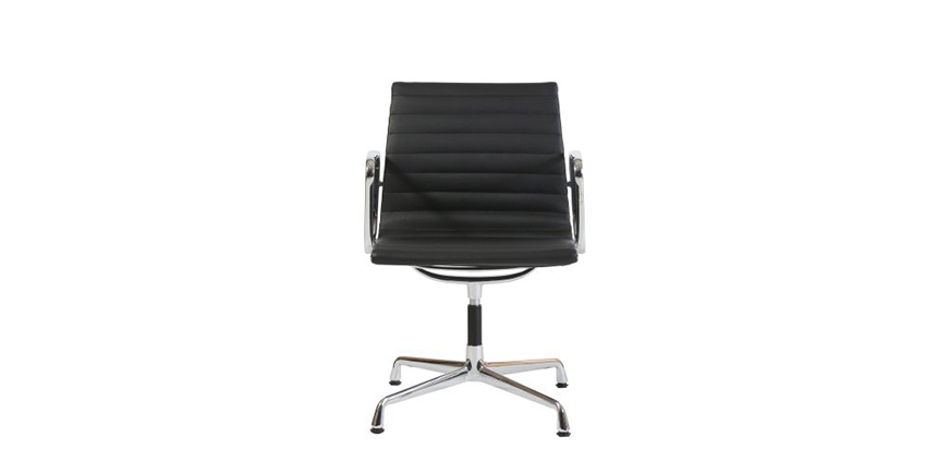 Stockware Sales: EA108 Aluminium Group Chair negro - Charles Eames - 1956
