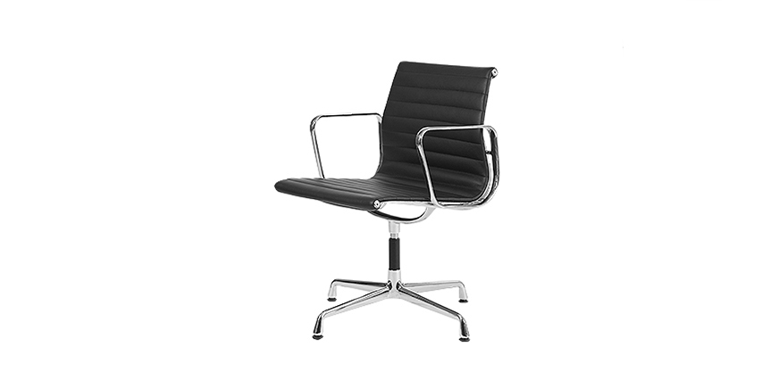 ea 108 aluminium group chair charles eames. Black Bedroom Furniture Sets. Home Design Ideas