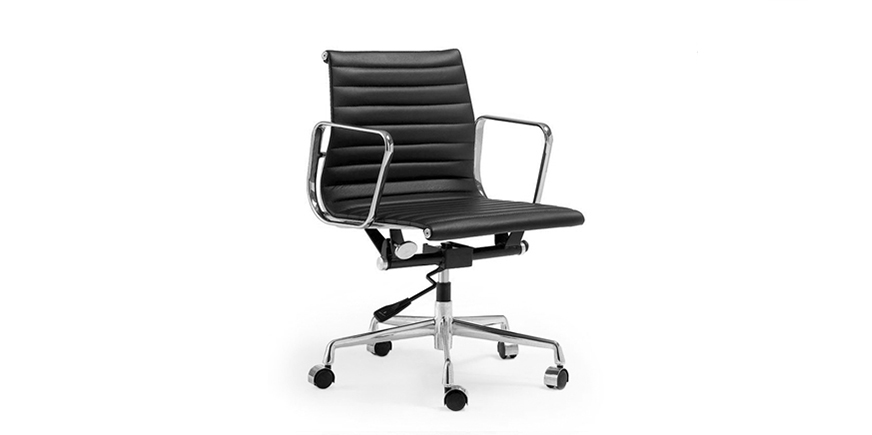Ea 117 aluminium group chair charles eames for Alu chair nachbau