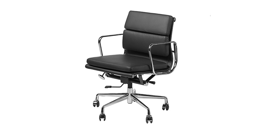 Ea 217 aluminium group chair charles eames for Alu chair nachbau