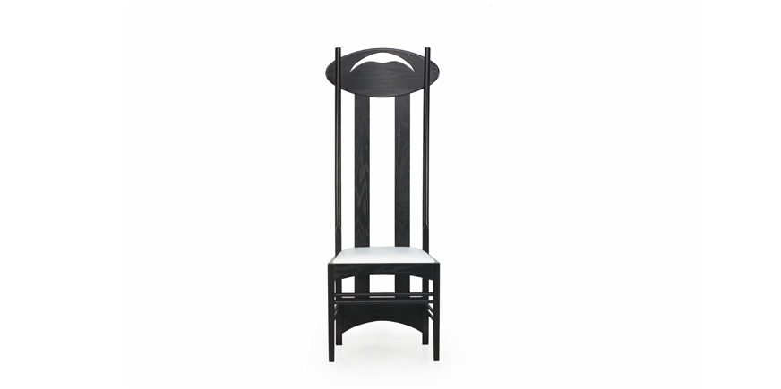 Argyle Chair - Charles Rennie Mackintosh - 1894