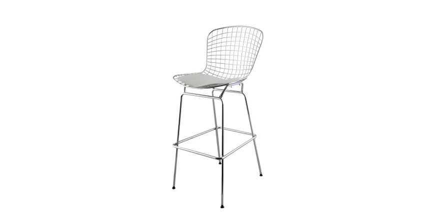 Bar Stool - Harry Bertoia - 1955