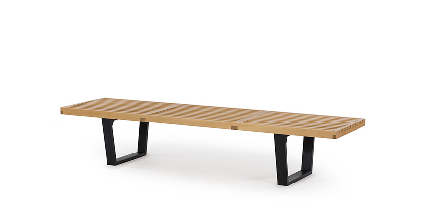 Hardwood Bench - George Nelson - 1947