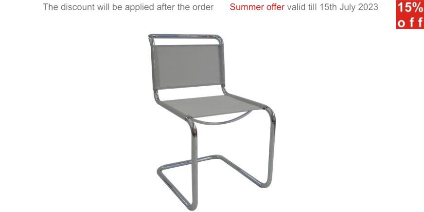 freischwinger s33 mart stam outdoor. Black Bedroom Furniture Sets. Home Design Ideas