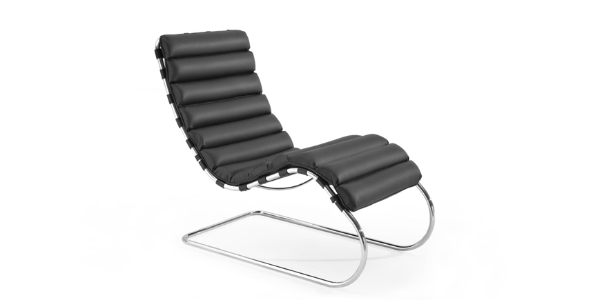 Chaise - Ludwig Mies van der Rohe - 1931