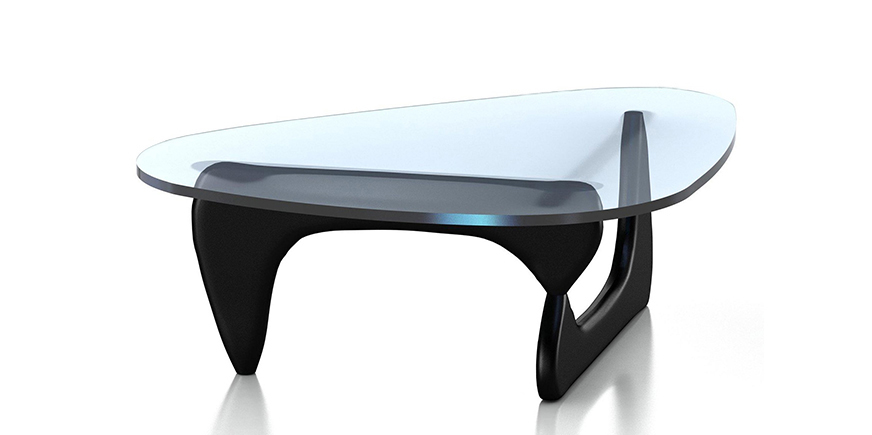table basse par isamu noguchi. Black Bedroom Furniture Sets. Home Design Ideas
