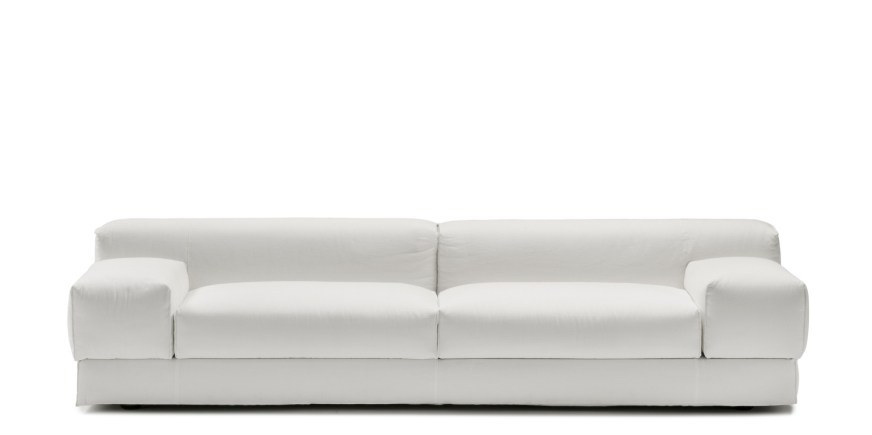 Design Sofa Divano G101 280 cm - Steeldomus Workshop - 2014