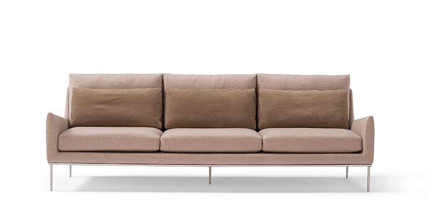 Design Sofa Alice by Amura - Steeldomus Workshop - 2013