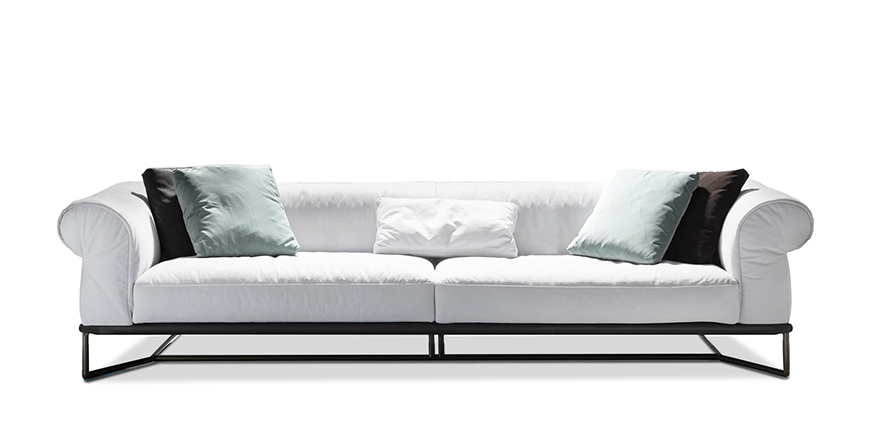 Design Sofa Vivaldi by Esedra - Steeldomus Workshop - 2014