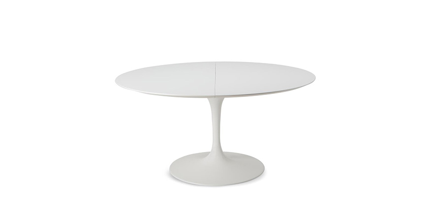 Extendable Dining Table Tulip - Eero Saarinen - 1956