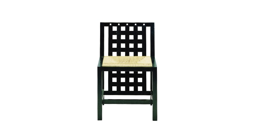 DS3 Chair - Charles Rennie Mackintosh - 1918