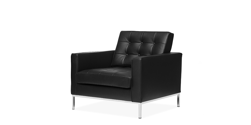 Sessel knoll florence knoll for Barcelona sessel nachbau
