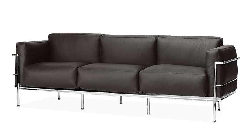 Stockware Sales: Grand Confort Three Seater Sofa - Le Corbusier - 1929