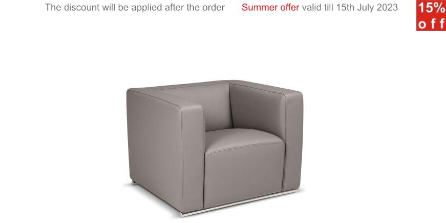 Design Sessel Kira