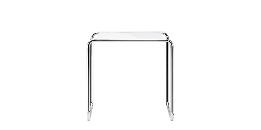 kleiner laccio tisch von marcel breuer - Marcel Breuer Tisch
