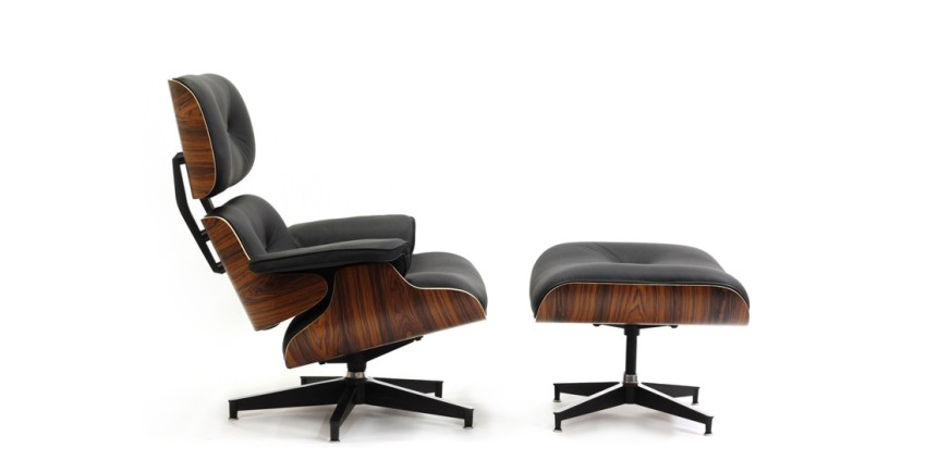 Stockware sales nachbau charles eames lounge chair und for Barcelona sessel nachbau