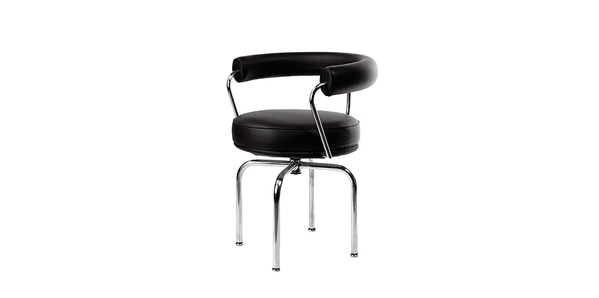 Stockware Sales: Silla Giratoria LC7 - Le Corbusier - 1929