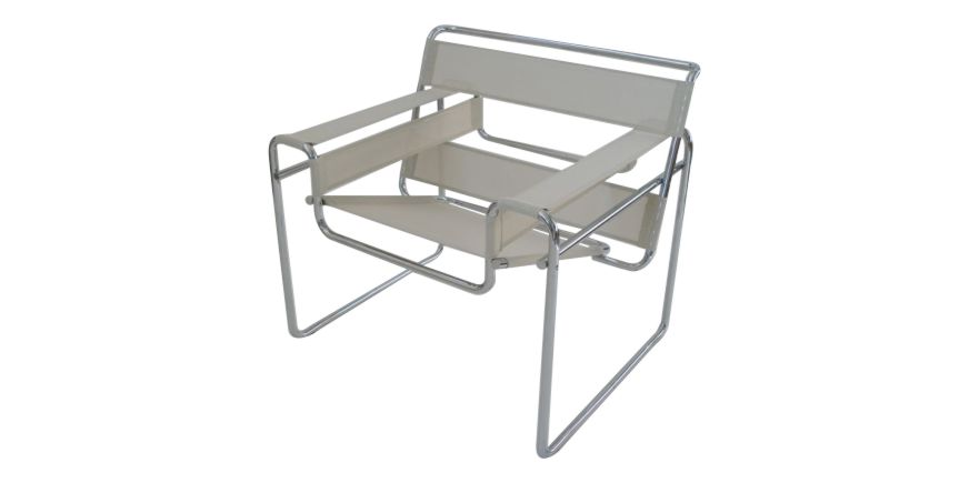 Wassily chair outdoor breuer