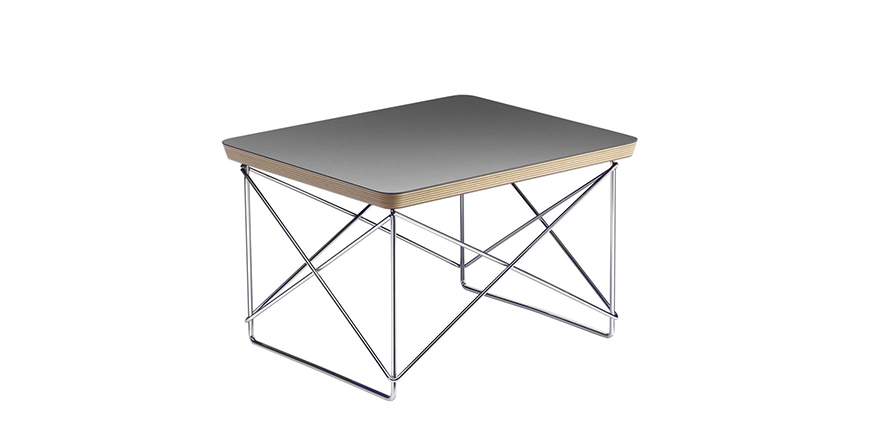 Ltr occasional table por charles eames - Eames occasional table ...