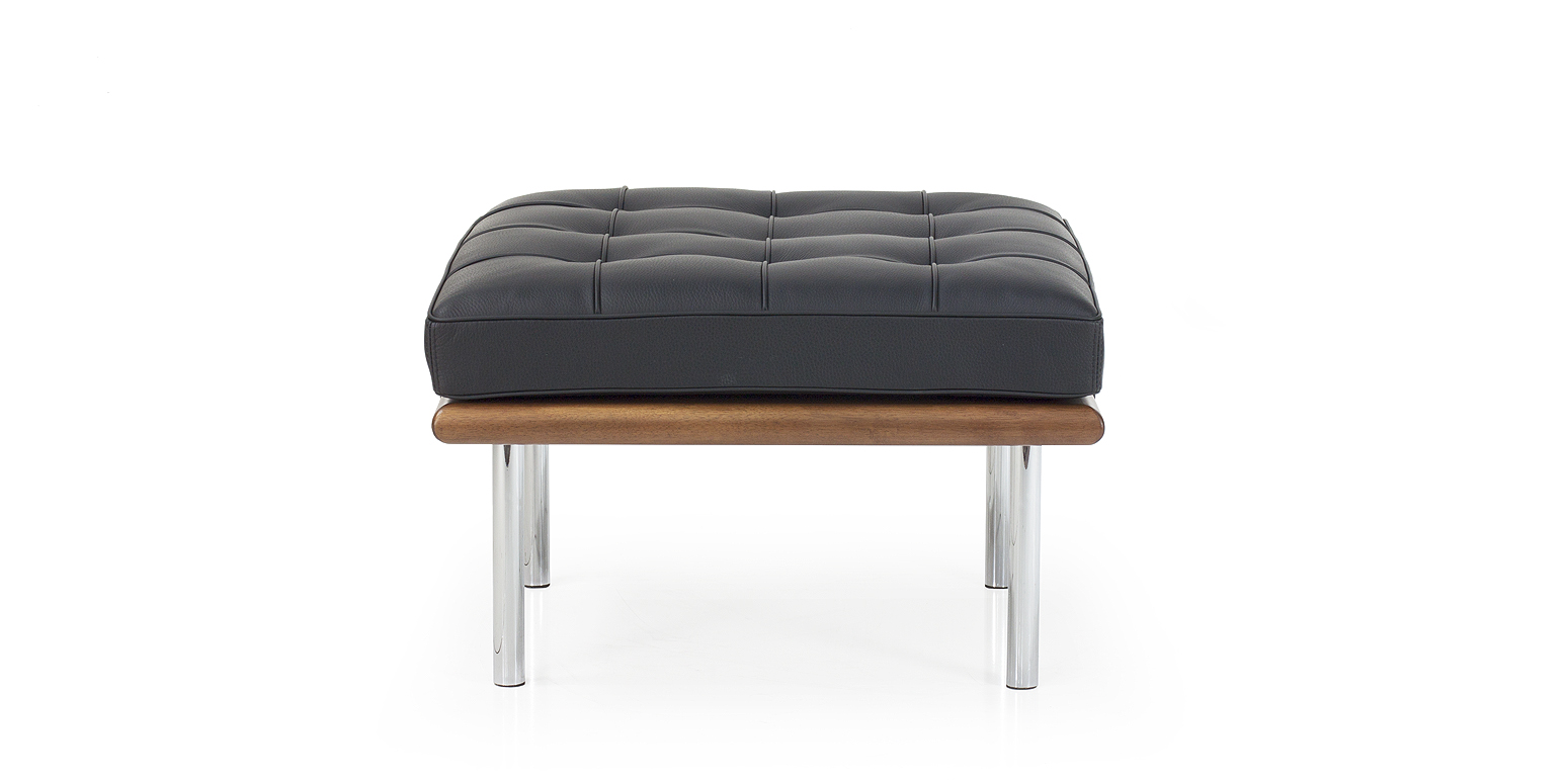 barcelona bench ludwig mies van der rohe. Black Bedroom Furniture Sets. Home Design Ideas