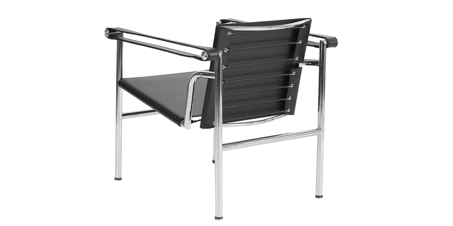 Chaise Basculante Lc1 Par Le Corbusier