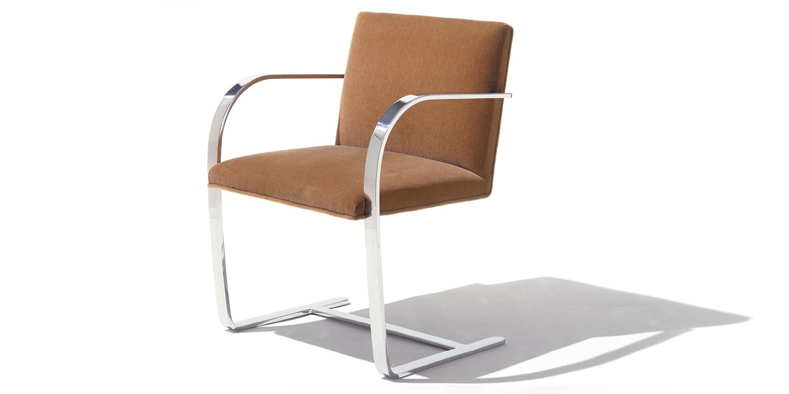brno stuhl von ludwig mies van der rohe. Black Bedroom Furniture Sets. Home Design Ideas