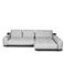 Design Ecksofa Victor by Esedra- Steeldomus Workshop - 2013