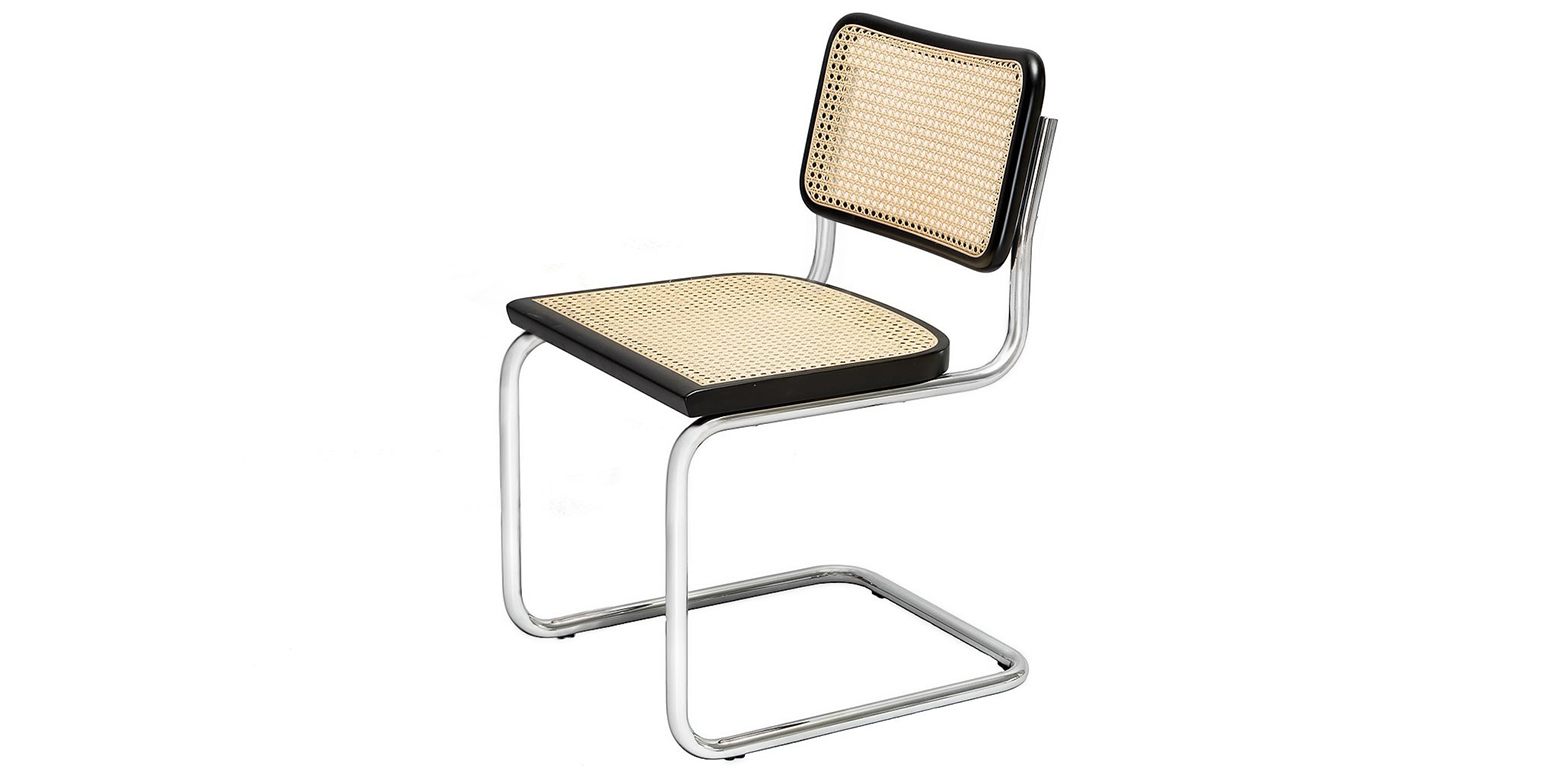 Marcel breuer wassily chair for Wassily stuhl design analyse