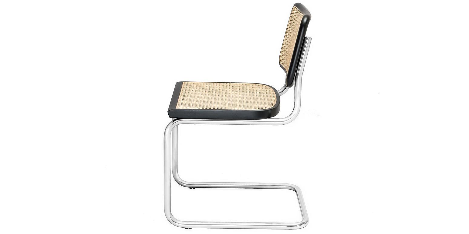 cesca stuhl von marcel breuer. Black Bedroom Furniture Sets. Home Design Ideas