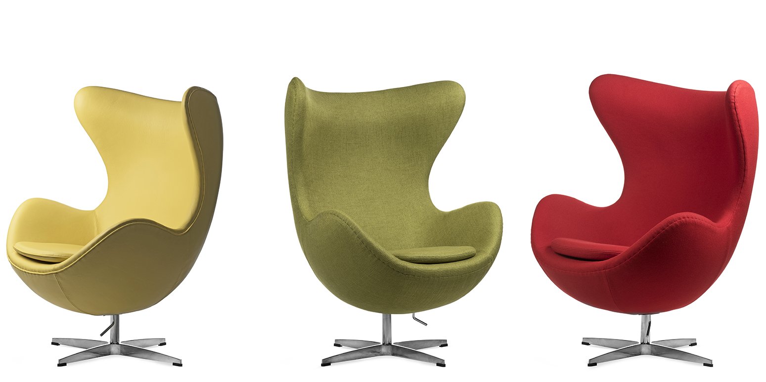 Egg chair arne jacobsen for Egg chair jacobsen
