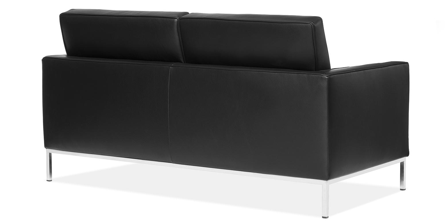 Sofa knoll florence knoll zweisitzer for Saarinen tisch nachbau