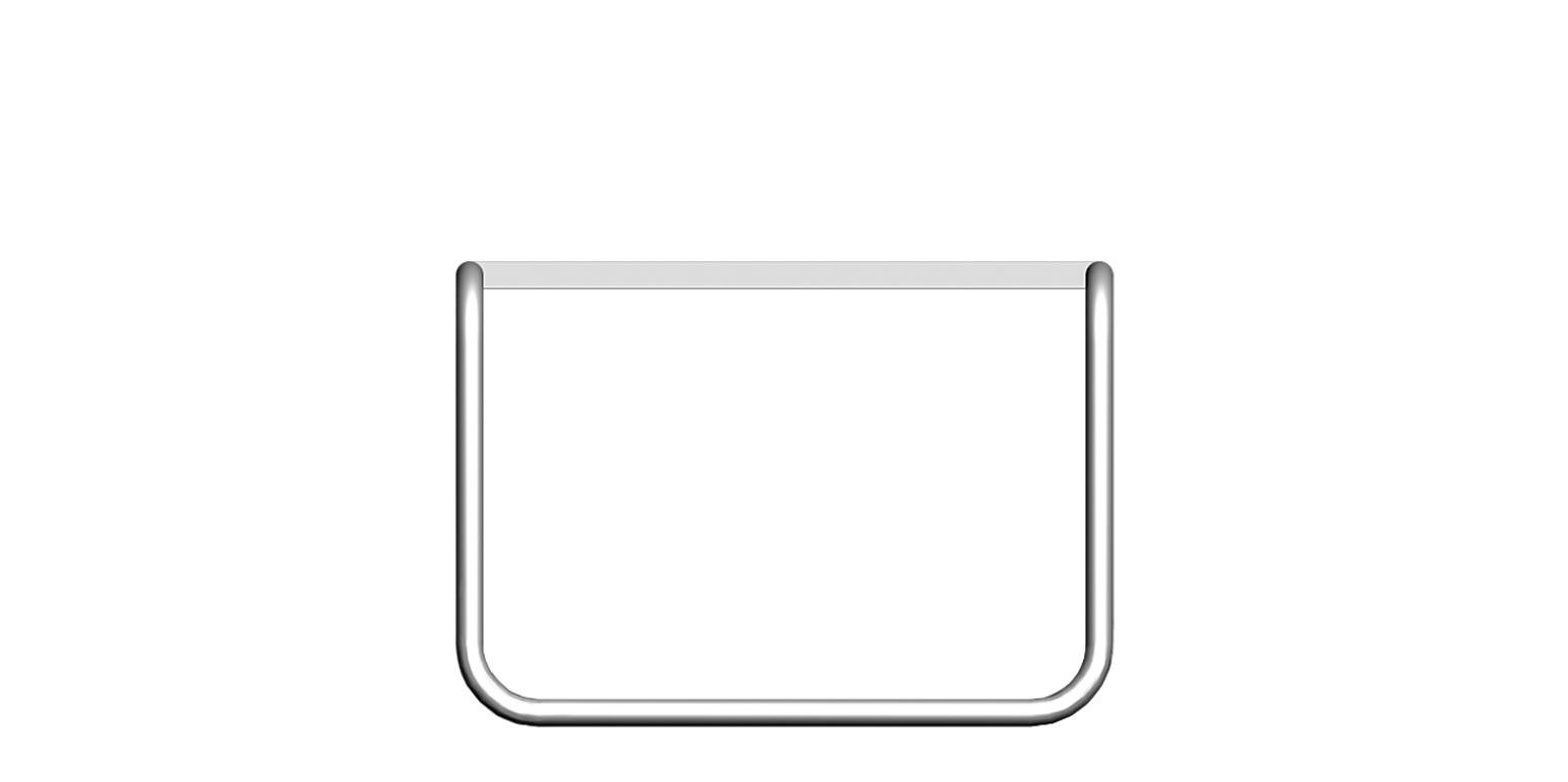 Großer Laccio Tisch Von Marcel Breuer