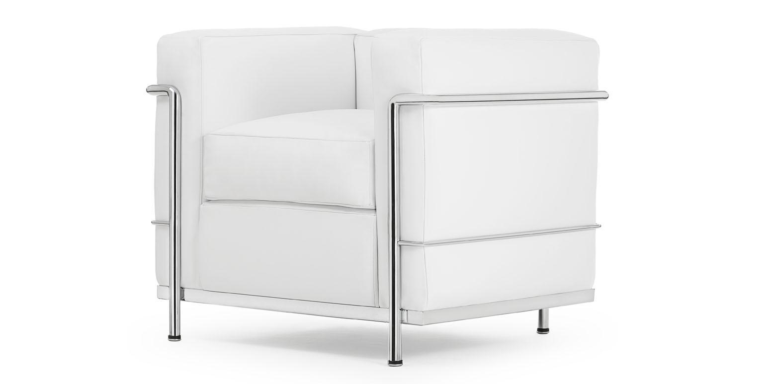 lc2 f t lj av le corbusier. Black Bedroom Furniture Sets. Home Design Ideas