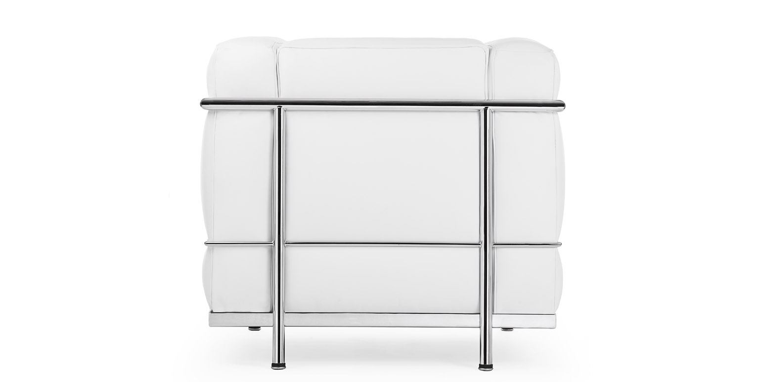 Corbusier sessel er set le grand comfort sessel lc le for Corbusier nachbau