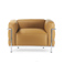 Fauteuil LC3 Reproduction - Le Corbusier - 1929