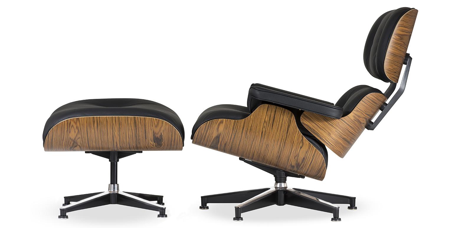 Nachbau Charles Eames Lounge Chair Und Ottoman