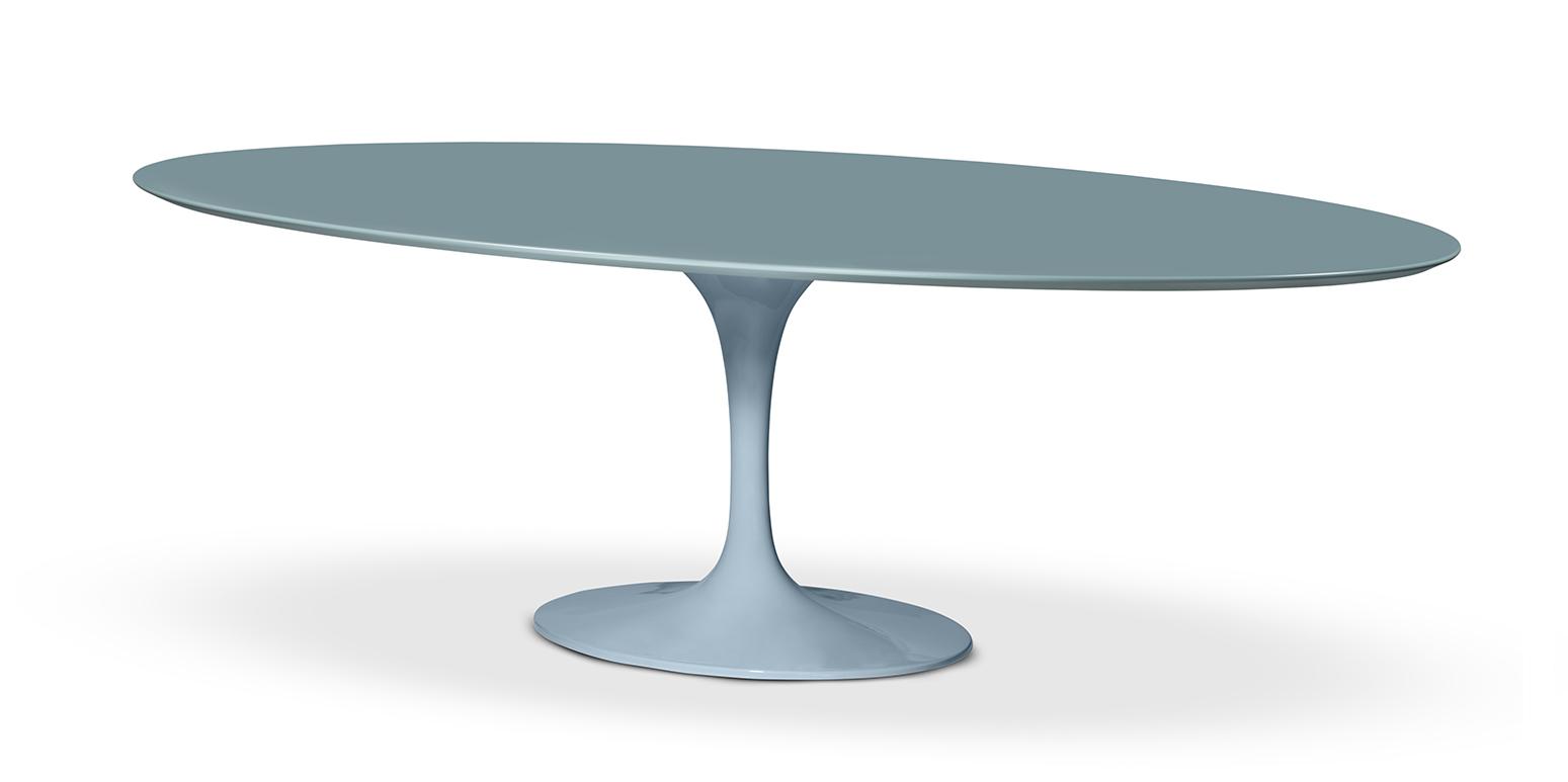 ovaler tulip tisch. Black Bedroom Furniture Sets. Home Design Ideas