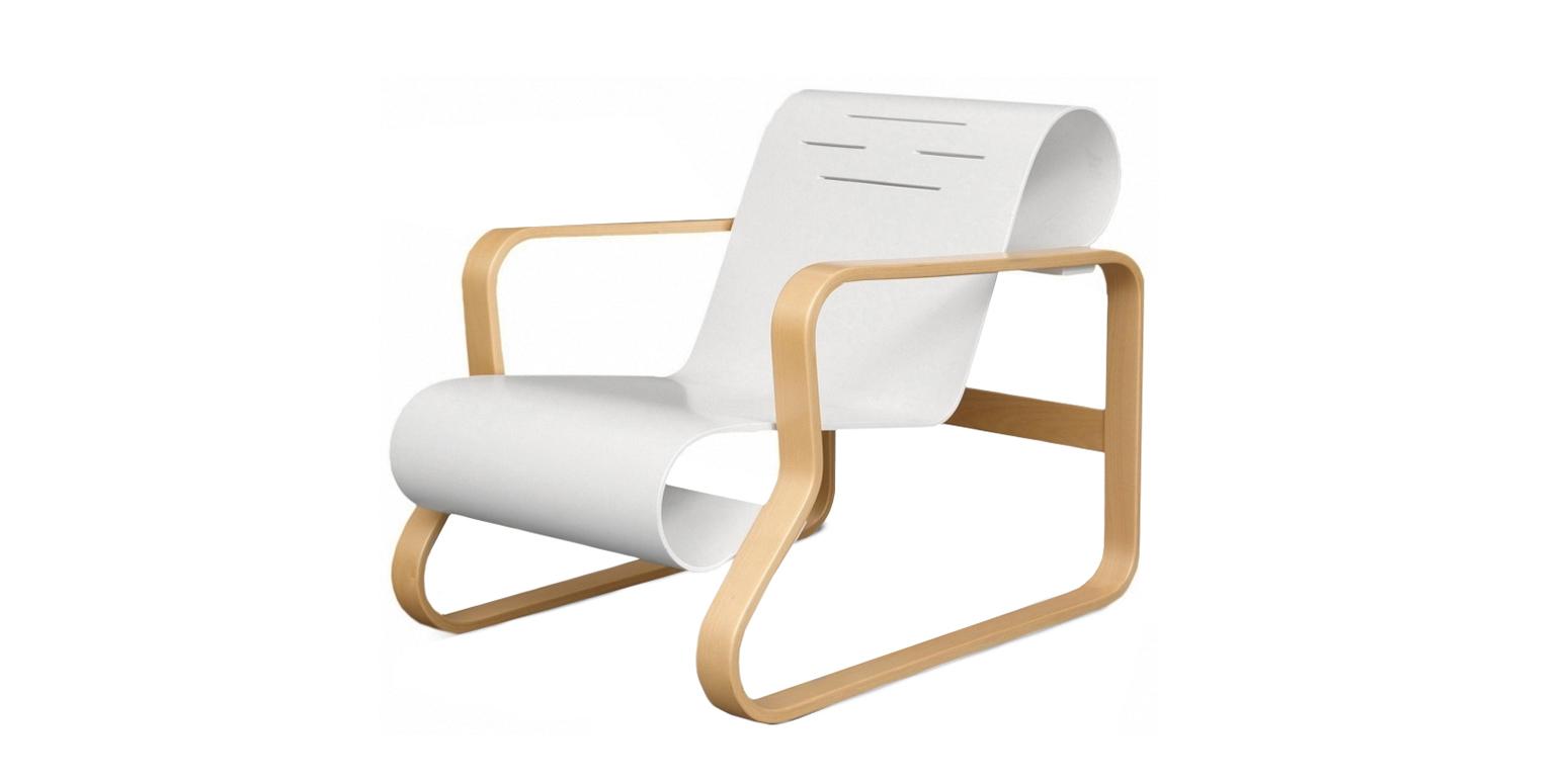 Holzsessel Paimio Von Alvar Aalto