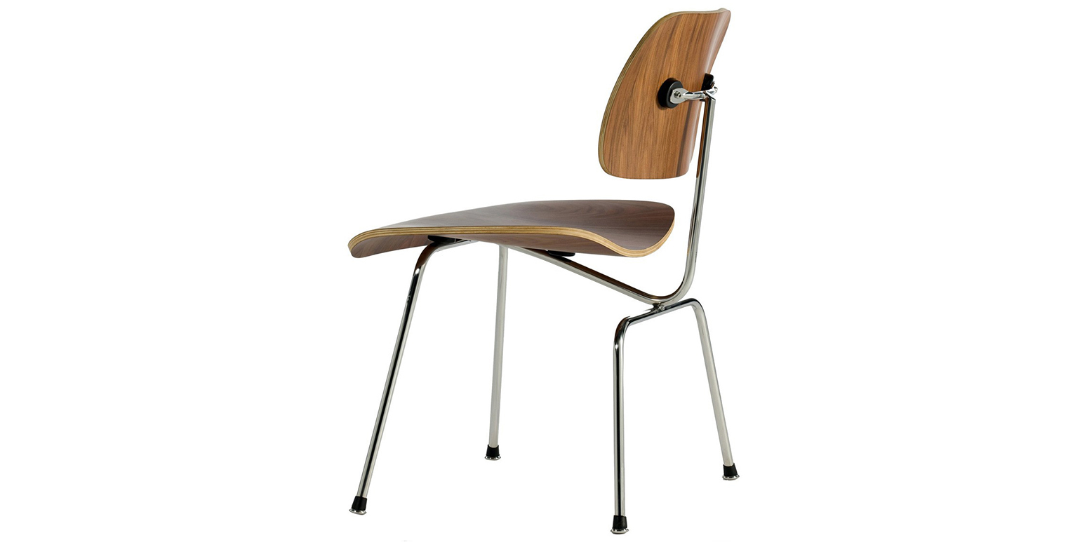 chaise plywood group dcm charles eames. Black Bedroom Furniture Sets. Home Design Ideas