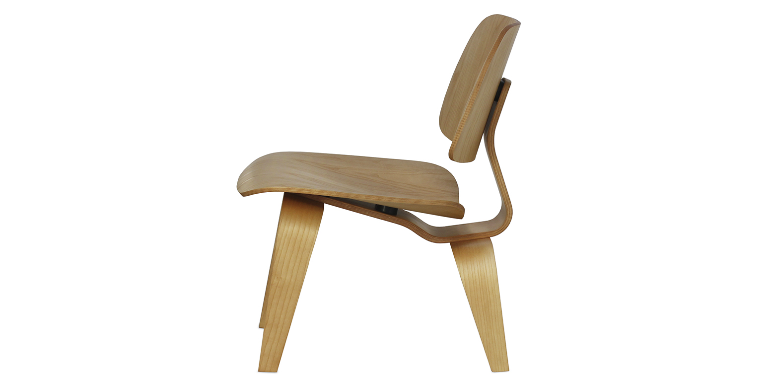 Fine Lcw Lounge Chair Wood By Charles Eames Uwap Interior Chair Design Uwaporg