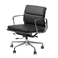 EA 217 Soft Pad Aluminium Group Office Chair - Charles Eames - 1969
