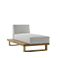Module Chaise longue 9.zero par Atmosphera - Steeldomus Workshop - 2017