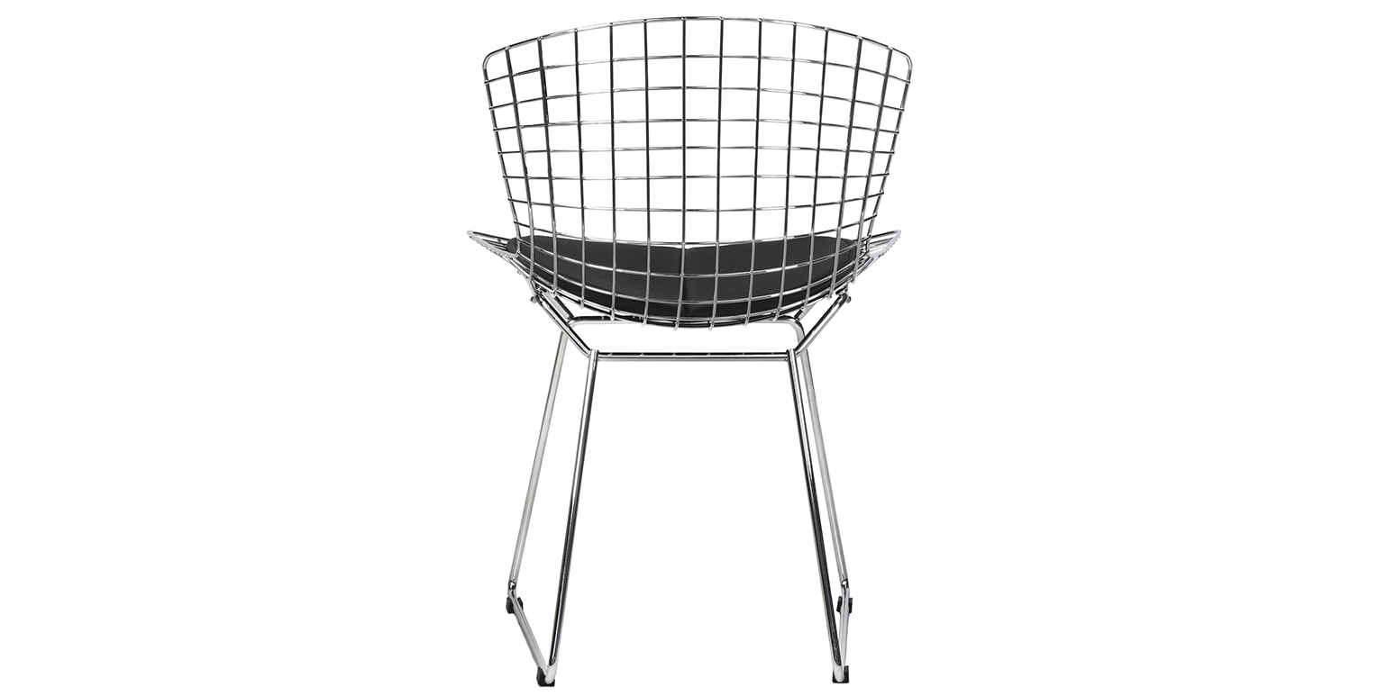 chaise fil de fer par harry bertoia - Chaise En Fil De Fer