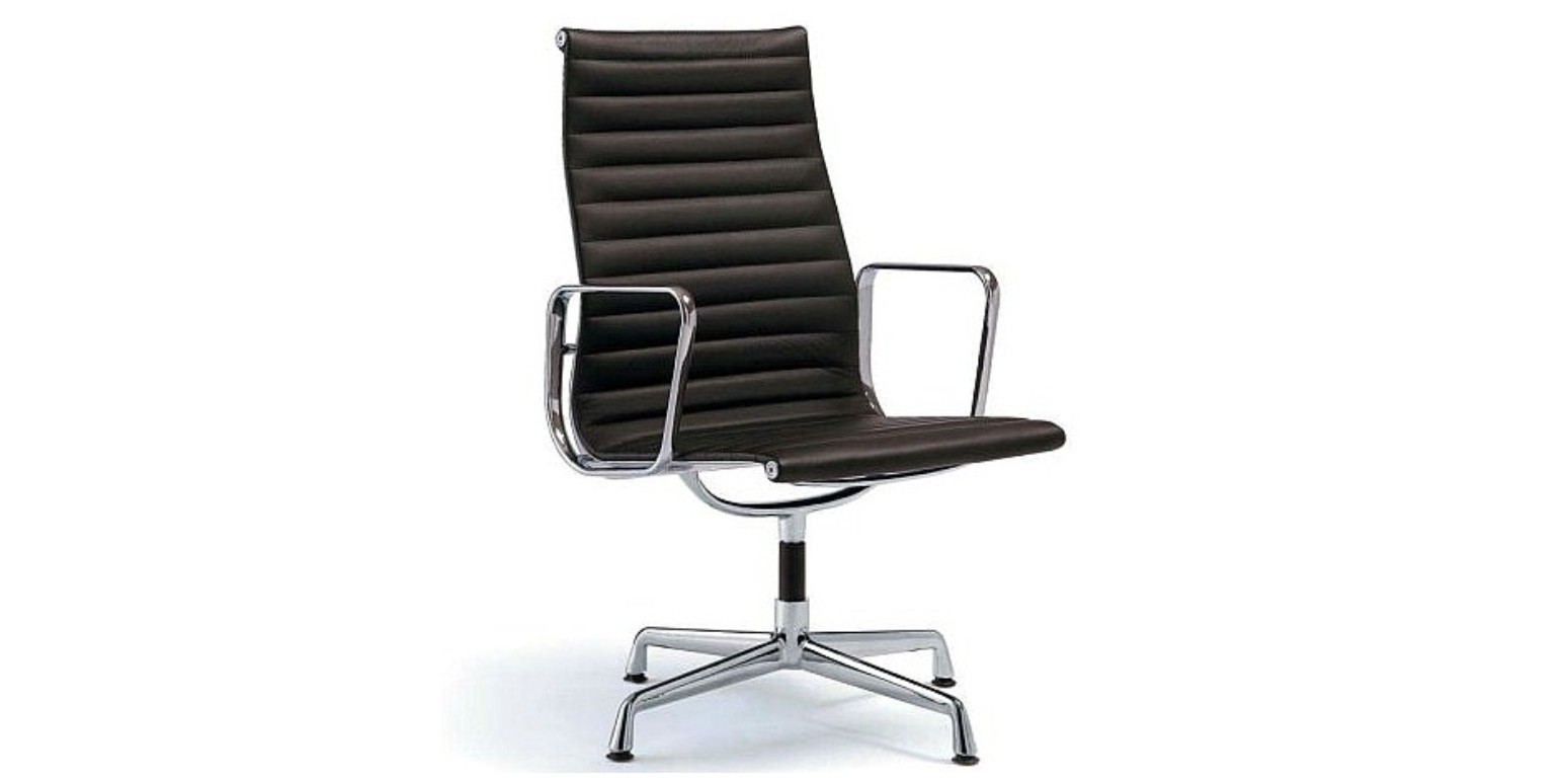 ea 112 aluminium group chair charles eames. Black Bedroom Furniture Sets. Home Design Ideas